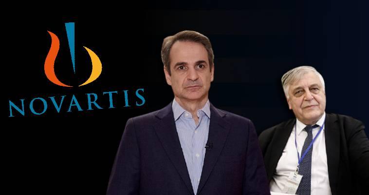 Η κυβέρνηση καταλύει το Κράτος Δικαίου – Η Novartis και ο Αγγελής, Δημήτρης Χρήστου