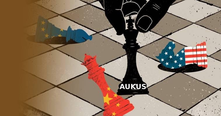 Τί διδάσκει η AUKUS την Ελλάδα, Μάκης Ανδρονόπουλος