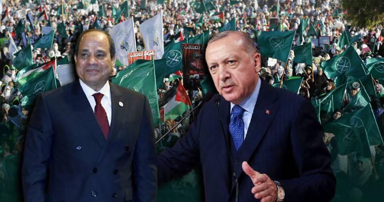 Ο όρος του Σίσι για να ομαλοποιηθούν οι σχέσεις Τουρκίας-Αιγύπτου, Γιώργος Λύκοκάπης
