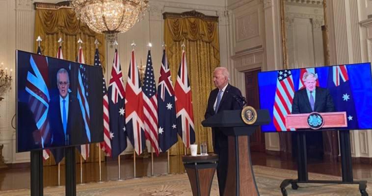 Ποιος είναι ο στόχος της στρατηγικής συνεργασίας ΗΠΑ-Βρετανίας-Αυστραλίας